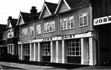 Job's dairy circa 1974 copyright Job's dairy