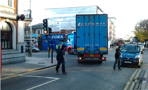 Cyclists Death at Lido Junction Still Unexplained