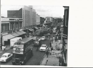 Woolworths West Ealing 1960s