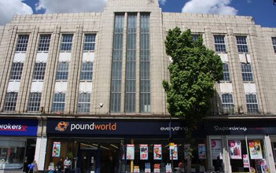 120 flats and 15-storeys high plans for the Woolworth's site in West Ealing
