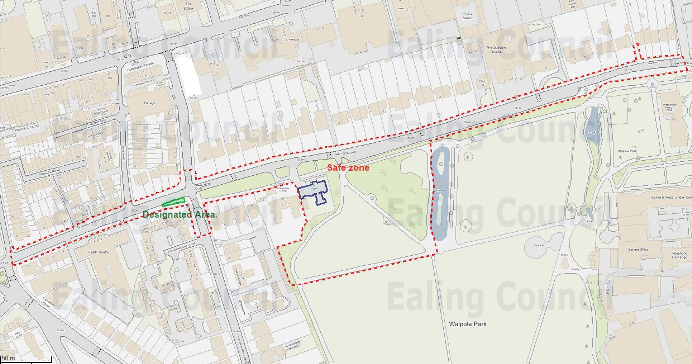 Views sought on proposed 'buffer zone' around Marie Stopes clinic on Mattock Lane