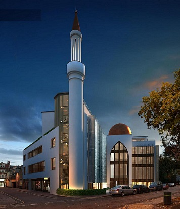 Mosque needs £2.5million for completion
