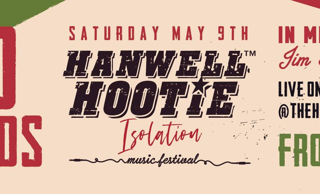 Hanwell Hootie goes online – Saturday 9th May
