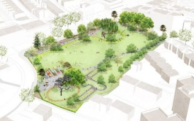 Plans to redesign Dean Gardens put on hold